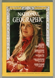 1969 National Geographic cover