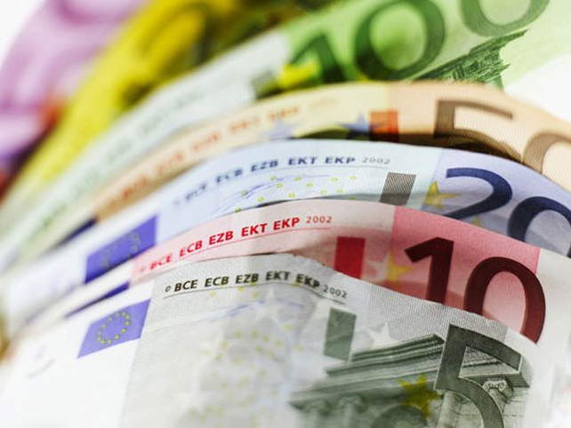 Euro is the second largest reserve currency after the dollar