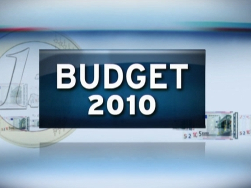 Budget 2010 - Top VAT rate to be cut