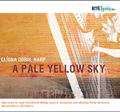 A Pale Yellow Sky - Clíona Doris - Harp
