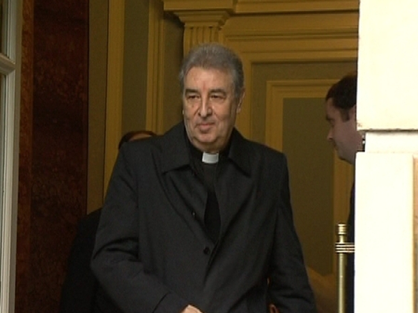 Giuseppe Leanza - Papal Nuncio 'should have responded to the commission formally'