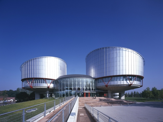Louise O'Keefe at the European Court of Human Rights