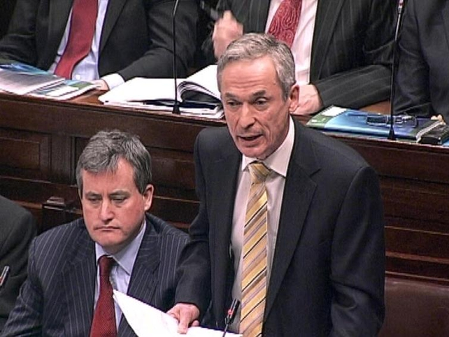 Richard Bruton - People 'dismally disappointed'