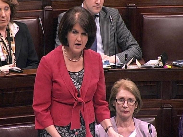 Joan Burton - 'The Minister blew it'
