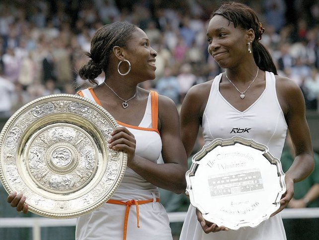 The Williams sisters landed the doubles title in Melbourne on Friday