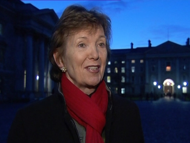 Mary Robinson - Total reduction of 20% in pension