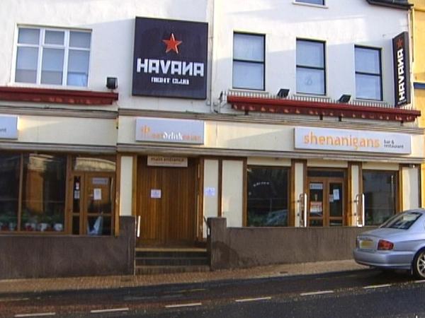 Portstewart - Assault outside nightclub