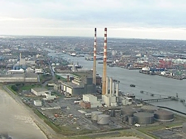 Poolbeg - Location for controversial incinerator