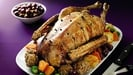 Roast Goose with Vodka Cherries & Pecan and Thyme Stuffing?