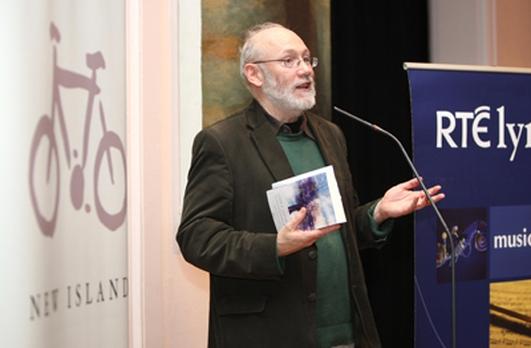 Poet Dermot Bolger