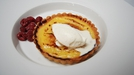 Lemon Curd Tartlet with Autumn Raspberries and Crème Chantilly - Dermot Bannon serves up this delicious dessert.