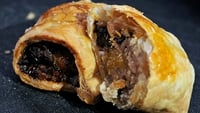 Christmas Morning Sausage Rolls - How about these tasty delights from Richard Corrigan on Christmas morning.