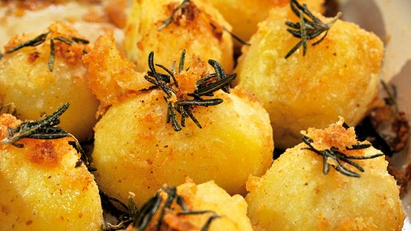 Richard Corrigan's Perfect Roast Potatoes
