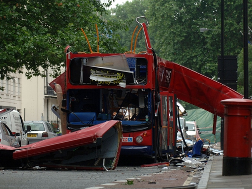 London - Suicide bombers killed 52 people in four attacks in 2005