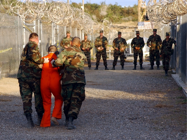 Guantanamo - Spain can probe case with direct links