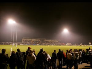 A view of Dubarry Park