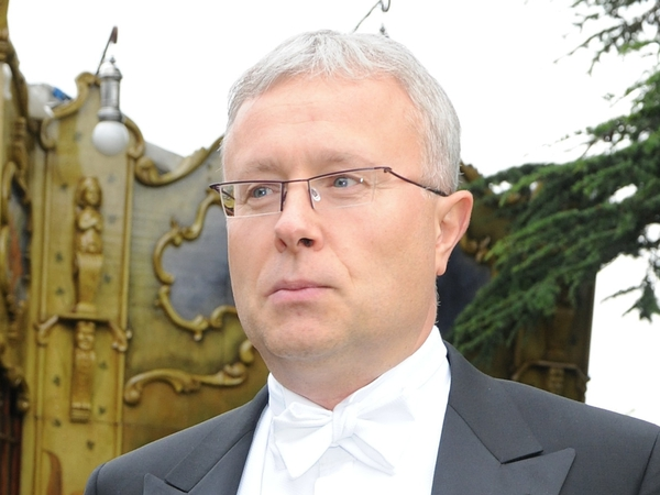 Alexander Lebedev - Owns London's Evening Standard newspaper
