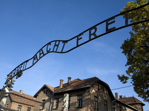 Auschwitz - 'Work will set you free'