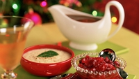 Bread Sauce - Naomi Byrne's recipe to serve with your Christmas dinner.