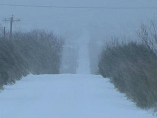 Northwest - Thousands of kilometres of local roads remain untreated
