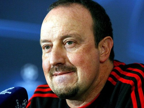 Rafael Benitez arrived at Anfield in a blaze of glory, winning the Champions League in his first season