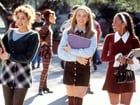 Brittany Murphy, Alicia Silverstone and Stacie Dash in Clueless