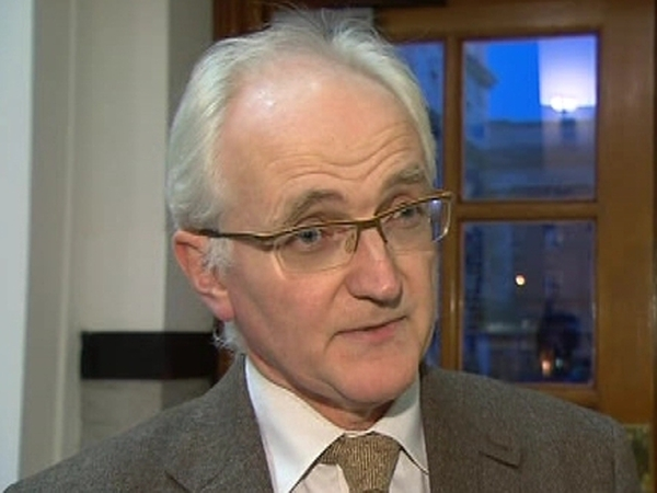John Gormley - Inquiry would not hamper process