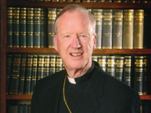 Bishop James Moriarty - Was due to retire in two years