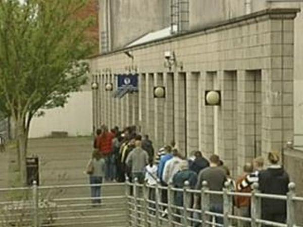 Live Register - More women join dole queues