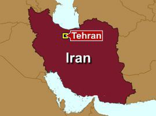 Iran - Train was travelling from Mashhad to Tehran
