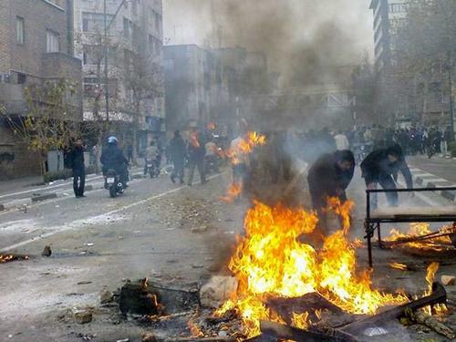 Tehran - At least eight people killed