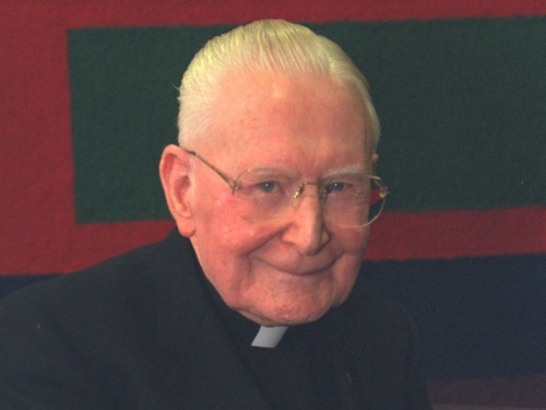 Cardinal Cahal Daly - Admitted to hospital