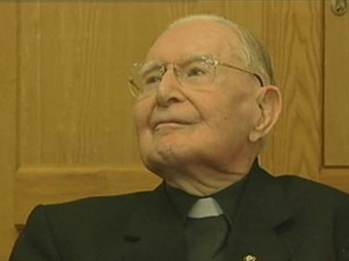 Cardinal Dr Cahal Daly - Died aged 92 last night -