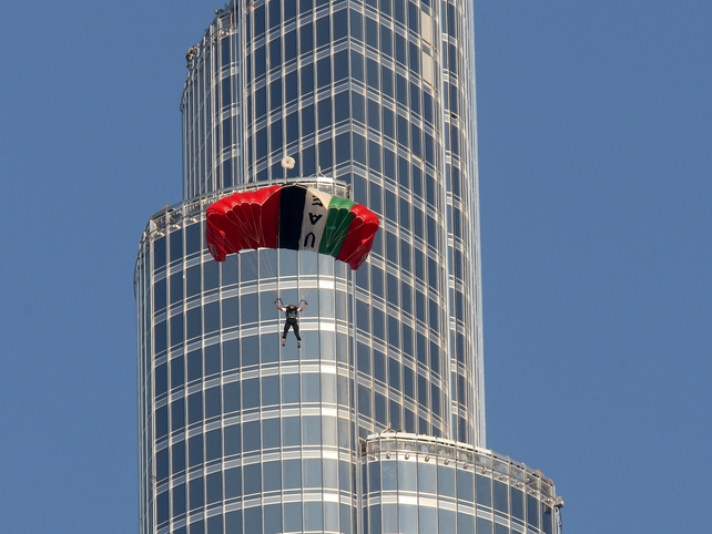 Burj Dubai - $1.5 billion spent on tower