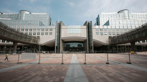Alteiro Spinelli building (photo: European Parliament)
