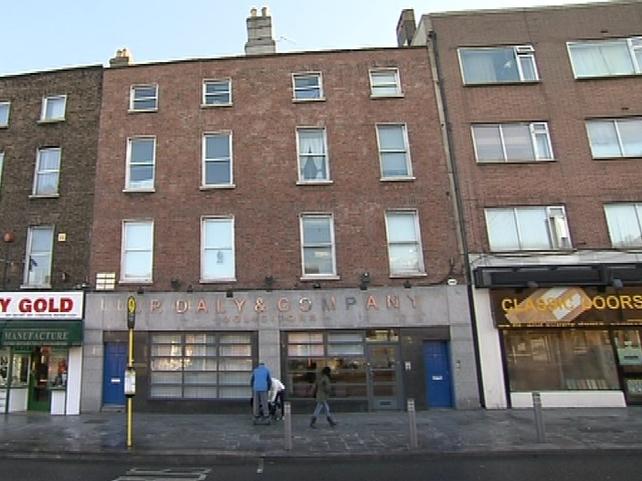 Dorset Street - Commercial explosive found