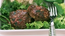 Mini Homemade Burgers - A delicious but healthy treat from Dr Eva Orsmond.