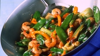 Turkey Curry Stir-Fry - A delicious and warming stir-fry from Dr Eva Orsmond.