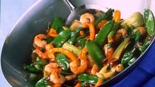 Turkey Curry Stir-Fry