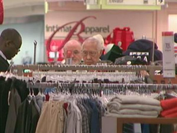 US retail sales - Weak holiday shopping