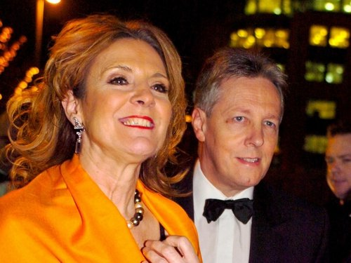 Iris and Peter Robinson - Bought land for £5