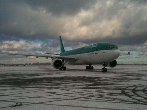 Aer Lingus - Predicting small operating profit for second half of 2009