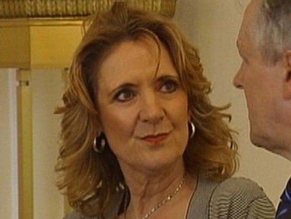 Iris Robinson - Leaving public life for health reasons