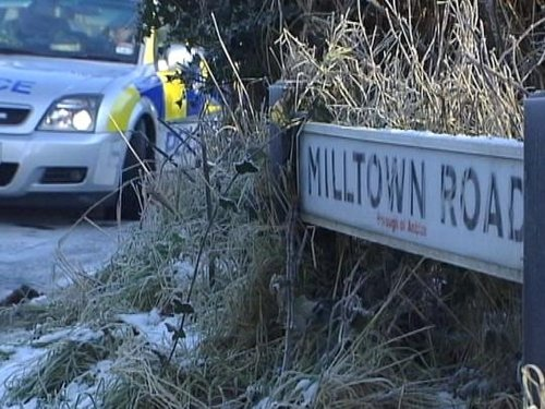 Antrim - Officer seriously injured in car bomb on Friday