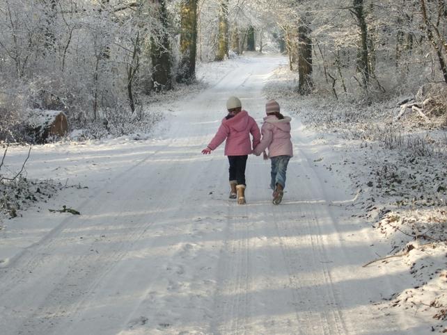 Bennetsbridge, Co Kilkenny - Snowfall - (Credit: Ann Ryan)