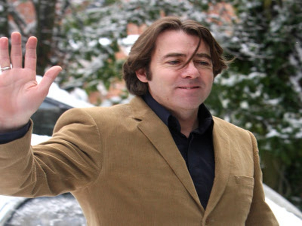 Jonathan Ross - potential deal put on hold