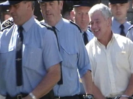 Release of John Gilligan after 17 years in prison
