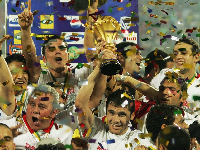 Egypt have not qualified for this summer's World Cup yet they are ranked the tenth best team in the world