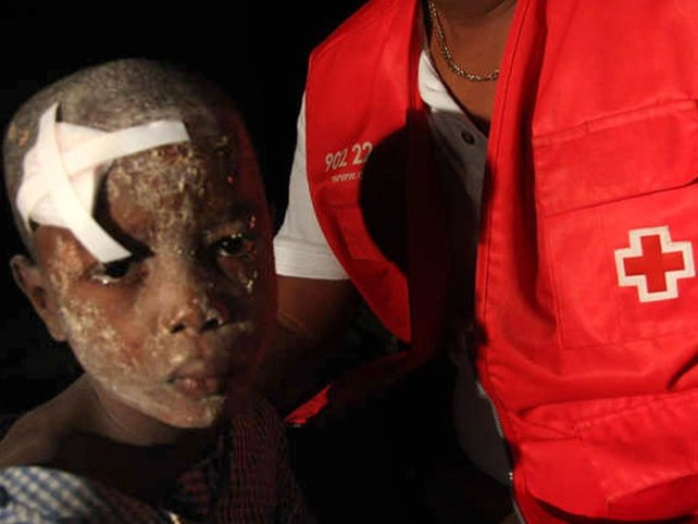 Haiti - Thousands feared dead