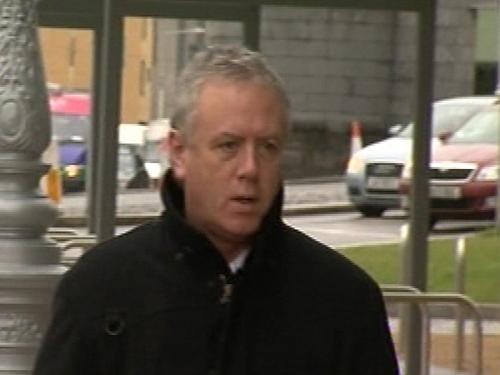 Eamonn Lillis - Has pleaded not guilty